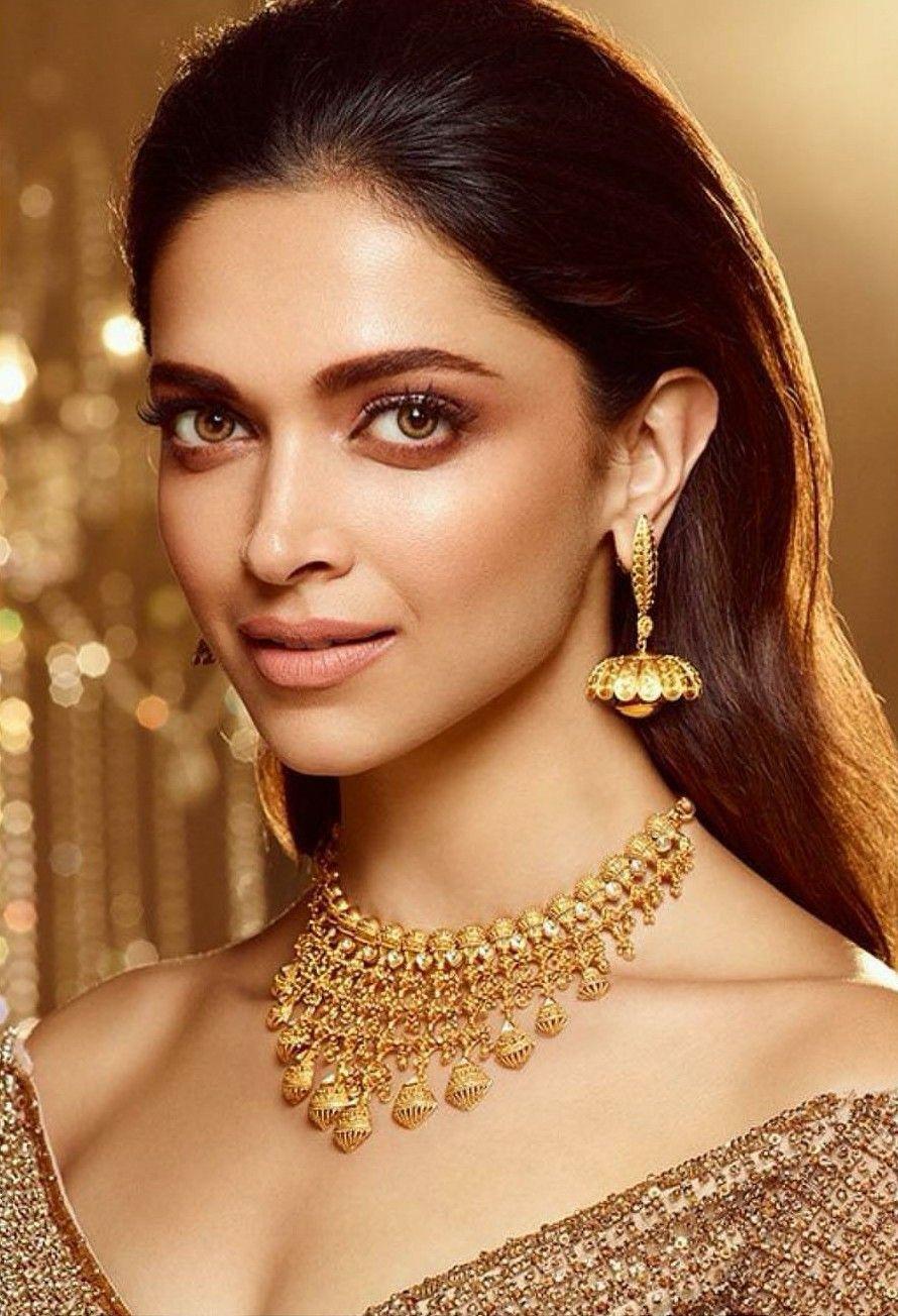 Deepika Padukone | Deepika padukone, Tanishq jewellery ...