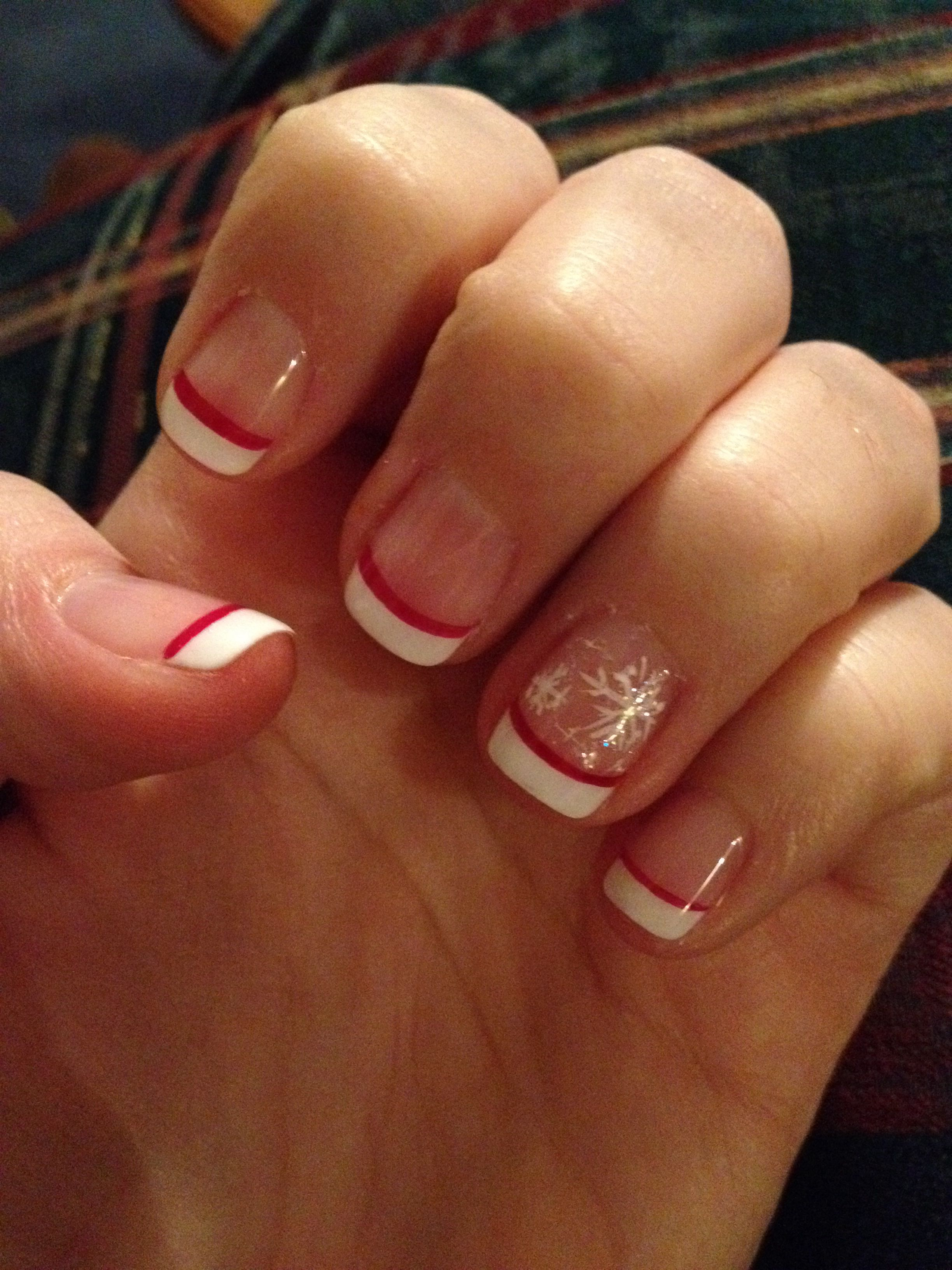 Christmas Nails Shellac More