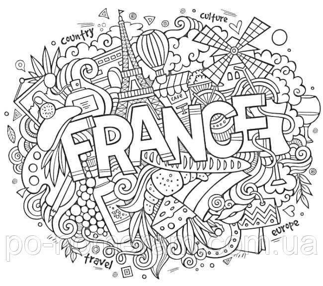 Kartinki Po Zaprosu Himiya Raskraska Coloriage France Coloriage