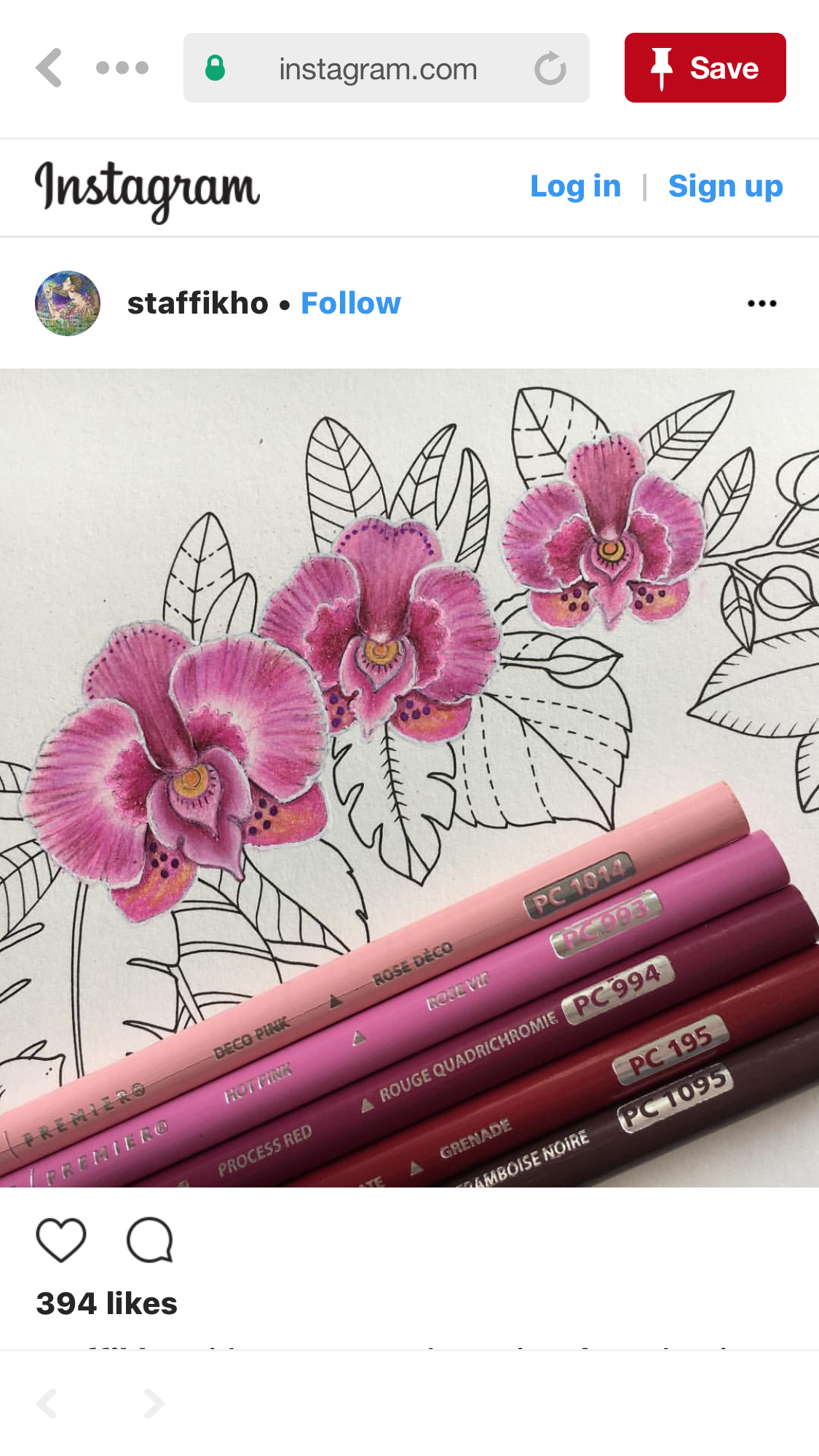 Pin By Susan Karch On Prismacolor Pencils