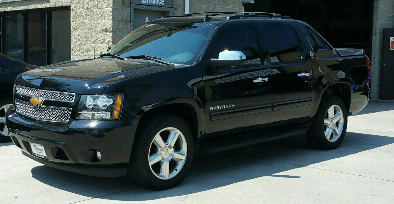 2013 Black Diamond Edition Last Production Year Chevy
