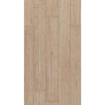 Ivory White Bamboo Engineered Hardwood