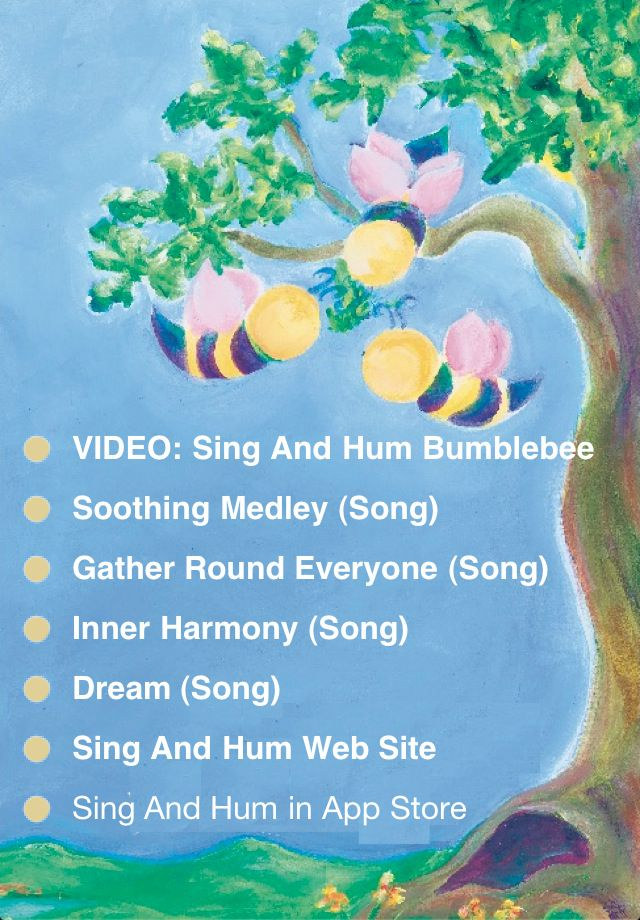 Sing and Hum Harmony songs, App, Singing