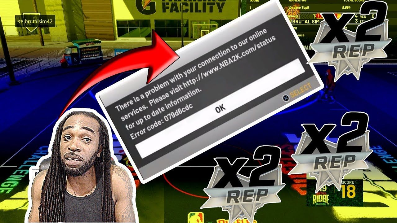 2K SERVERS CRASHED WHEN NEW EVENTS ARE ADDED IN NBA 2K19