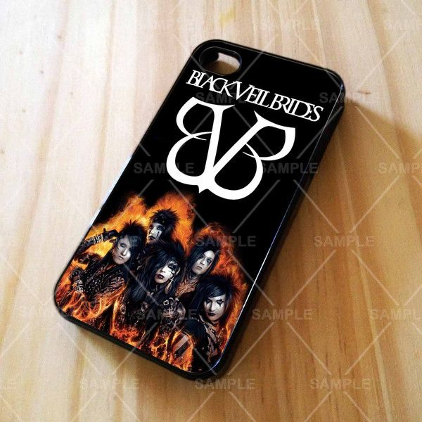 detailed look 91cb3 ebd58 BVB Black Veil Brides Heavy Metal OC for iPhone 4/4s,5/5s/5c ...