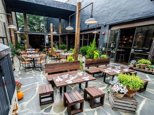 DC's Hip Neighborhood Restaurants and Bars   - Coffee Shop Dream #Bars #Coffee #DCs #Dream #Hip #Neighborhood #Restaurants #Shop #OutdoorBars #Outdoor #Bars