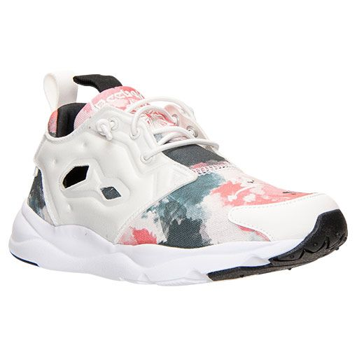 Women's Reebok FuryLite Running Shoes - V65784 BLK