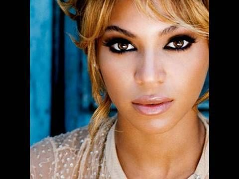 **BEYONCE'S MAKEUP** Dramatic Smokey eyes tutorial