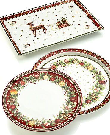 Christmas Tableware Sets Google Search Christmas Christmas