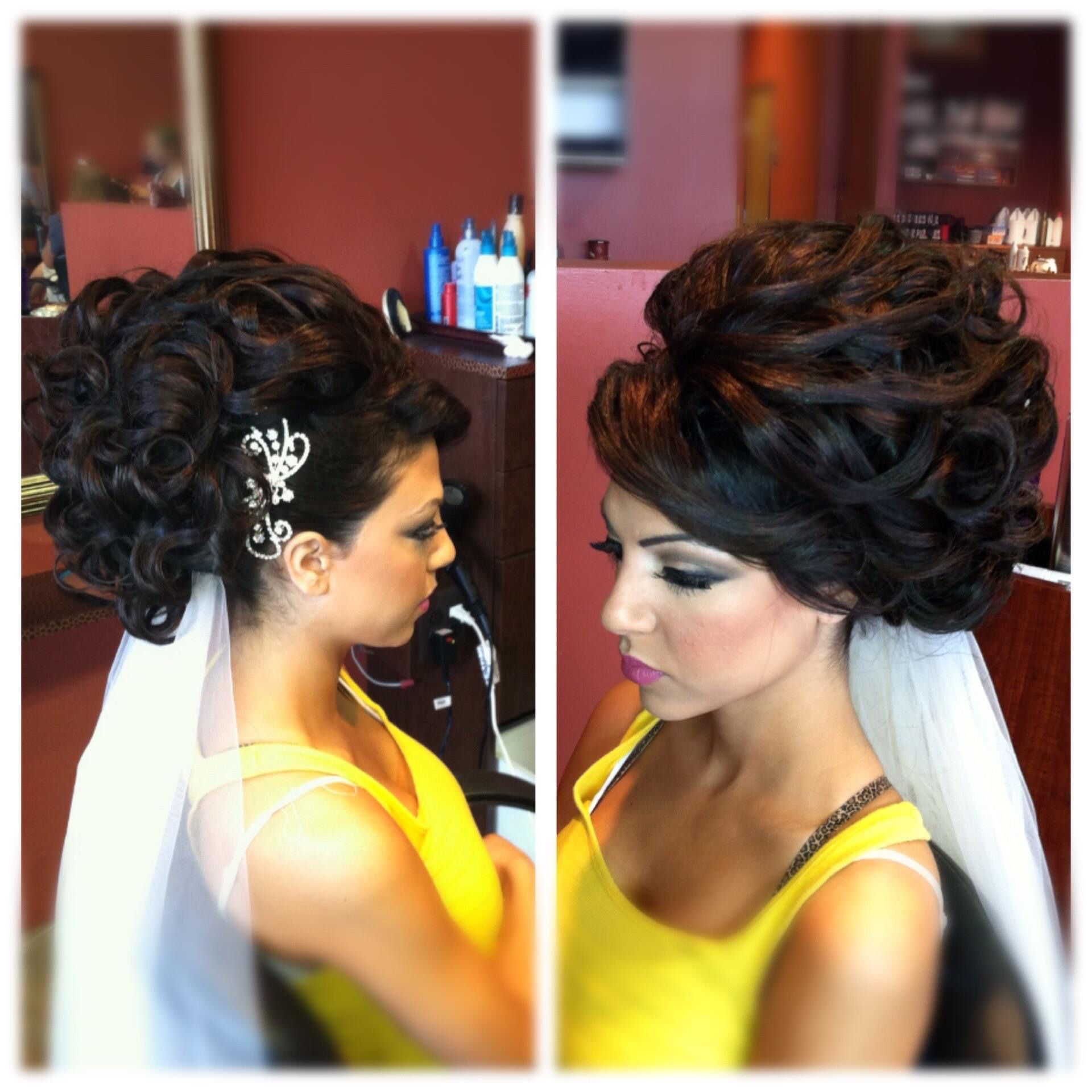 Bridal Hair Asian Bridal Hair Bridal Hair Hair Styles