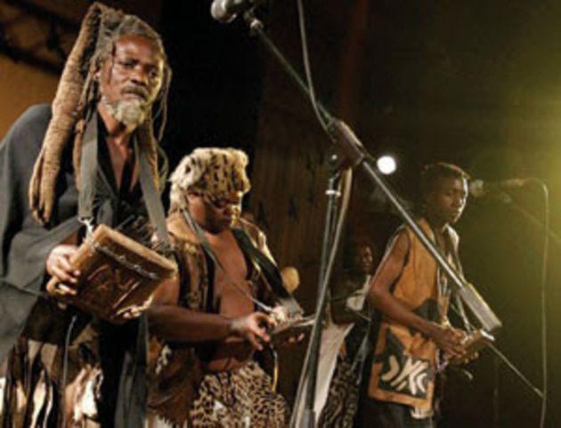 Mbira Dzenharira Zvembira Zimbabwe Traditional Music Mbira