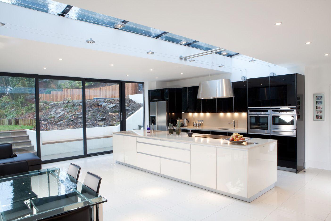 Selecting A Modern Open Plan Kitchen Designs In 2020 Modern Kitchen Open Plan Kitchen Design Open Open Plan