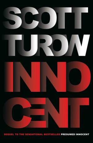 Scott Turow, sequel to Presumed Innocent Books Pinterest