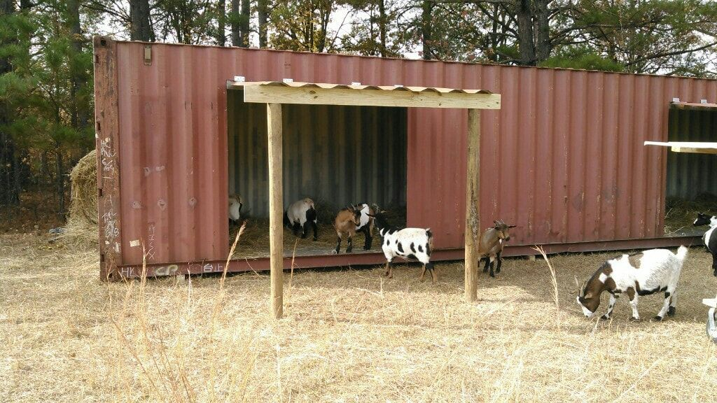 Related image (With images) Barndominium, Goats