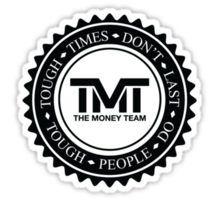 TMT Mayweather the money team Sticker 9348165e2ad
