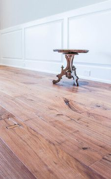 Weathered Walnut Wood Flooring Residence In Naples Florida Wood Floors Walnut Wood Floors Walnut Wood