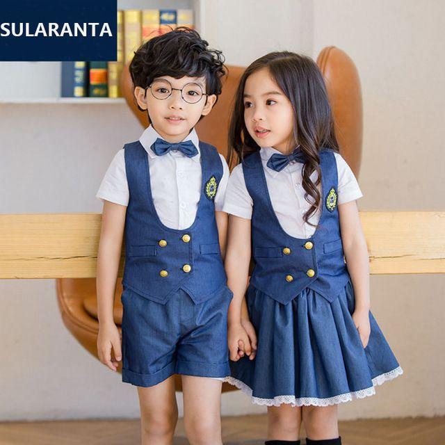e58e987e75b9 Children and Young. School Uniform Fashion
