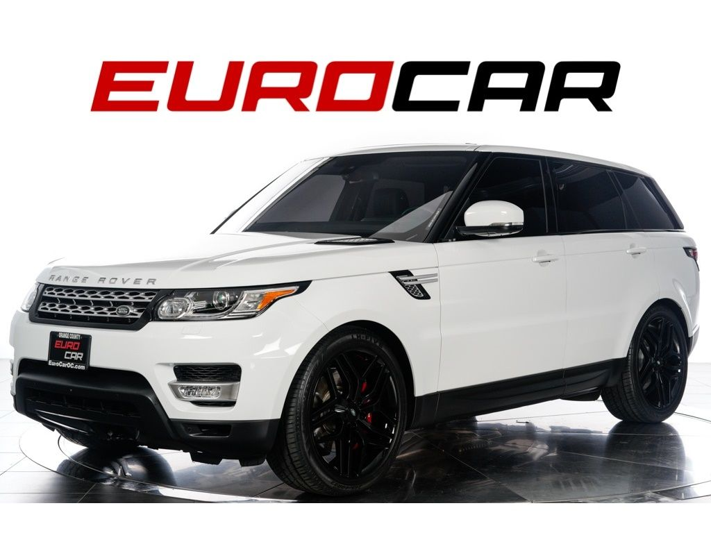 2016 Land Rover Range Rover Sport Supercharged Photo 1