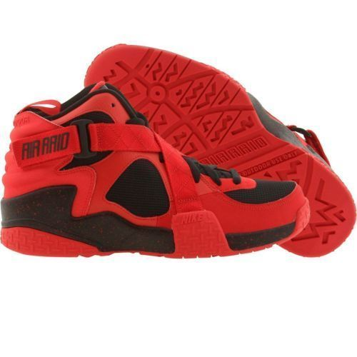 ad64370c96cd NIKE AIR RAID UNIVERSITY RED-BLACK-WHITE - RED OCTOBER  642330-600   Nike   AthleticSneakers