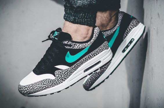 Nike Air Max 1 'Atmos Elephant' (by – Sweetsoles