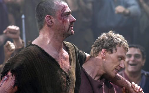 Pullo and Vorenus