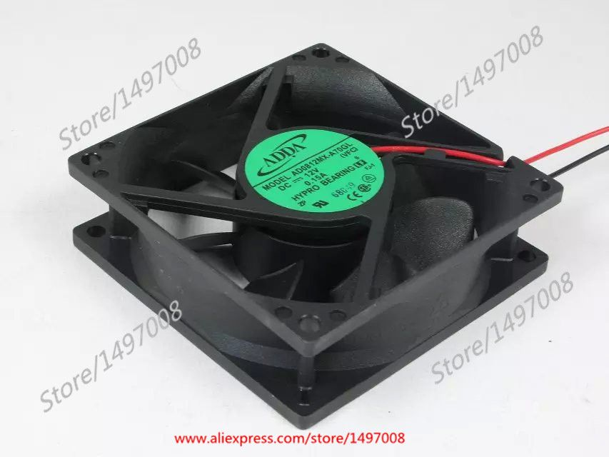 For NMB 12038 12V 2.5A 4715KL-04W-B86 4 wire server fan For PE840 PE850 D6168