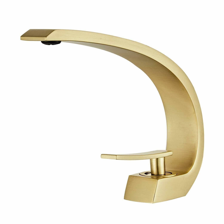 handle sink basin mixer brass tap
