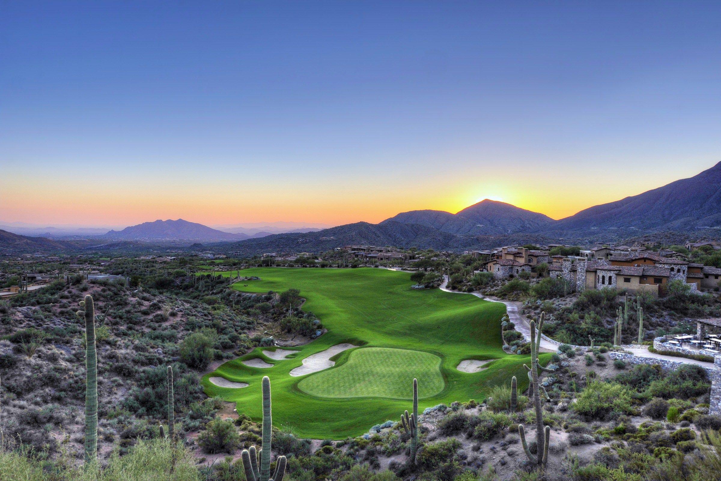 Desert Mountain Golf Club - Chiricahua course, Scottsdale AZ