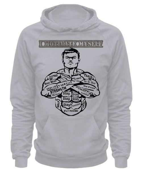 hoodie motivation imshoodie