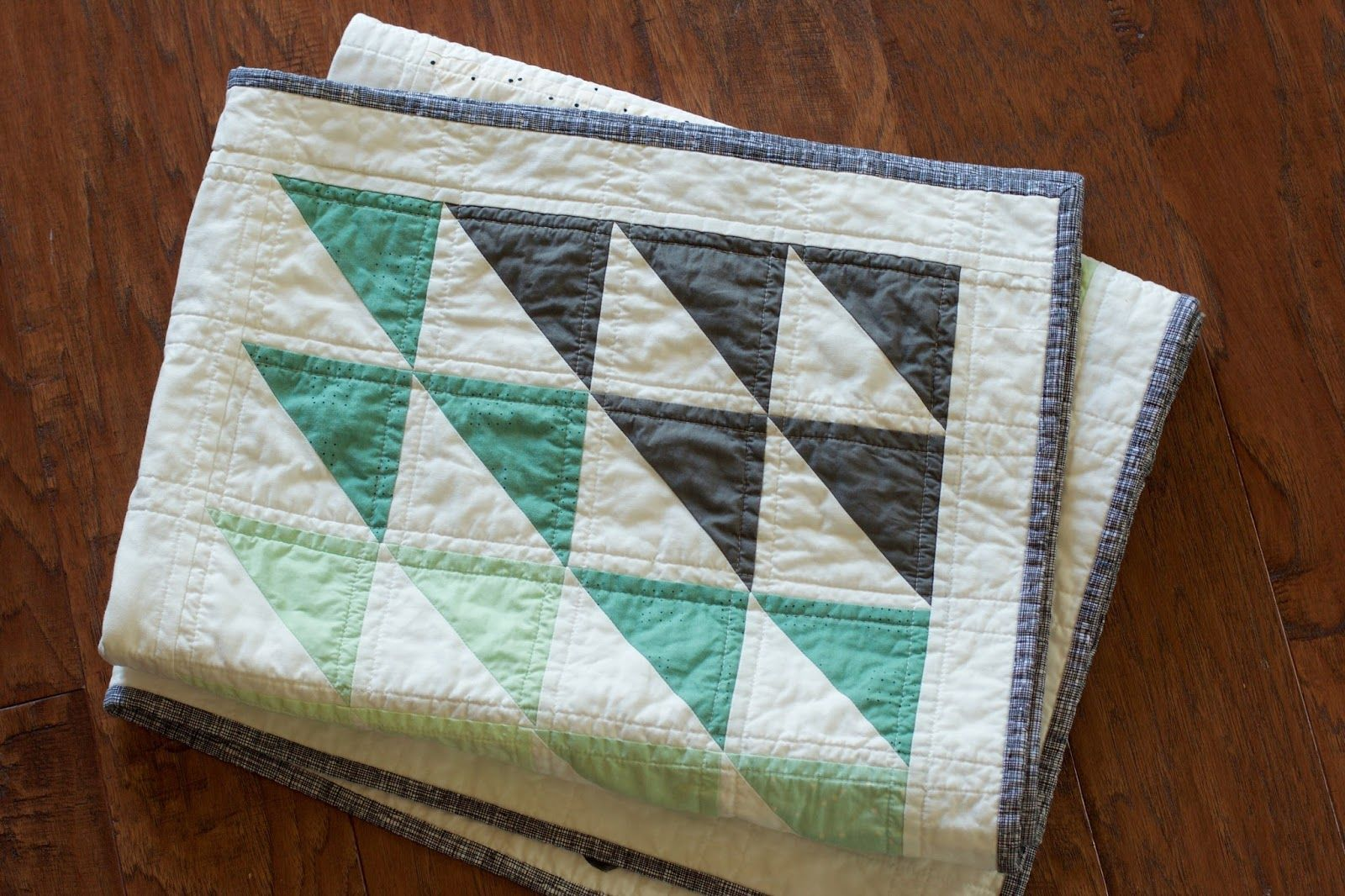 a quilt is nice