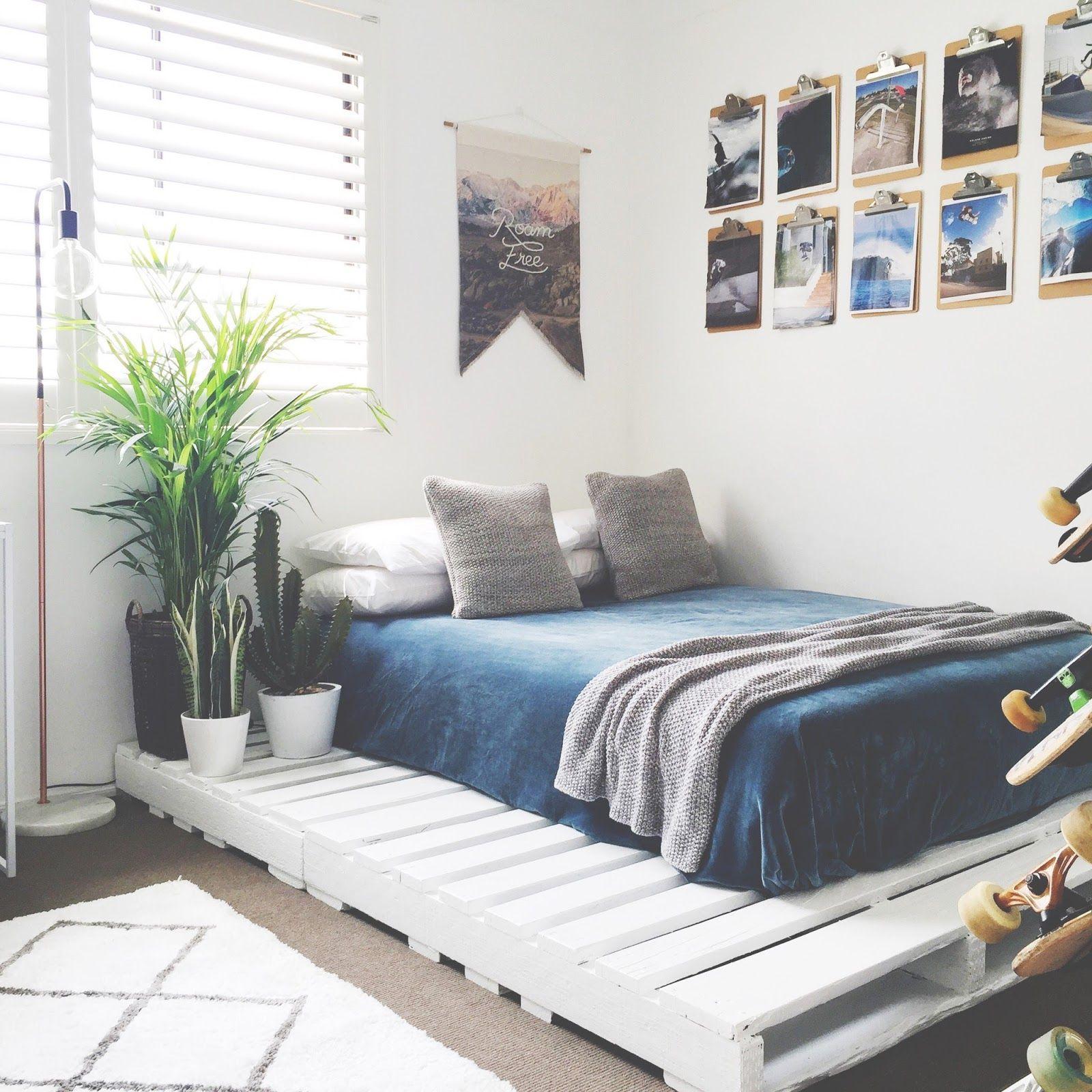 Sleep On A Pallet Room Ideas Bedroom Decor Home Decor First