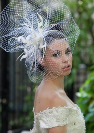 bridal millinery - Google Search