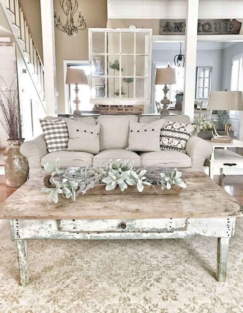 10 Romantic Shabby Chic Living Room Decor Ideas Domakeover Com Shabby Chic Decor Living Room Farmhouse Decor Living Room Apartment Living Room Design #shabby #chic #living #room #decor