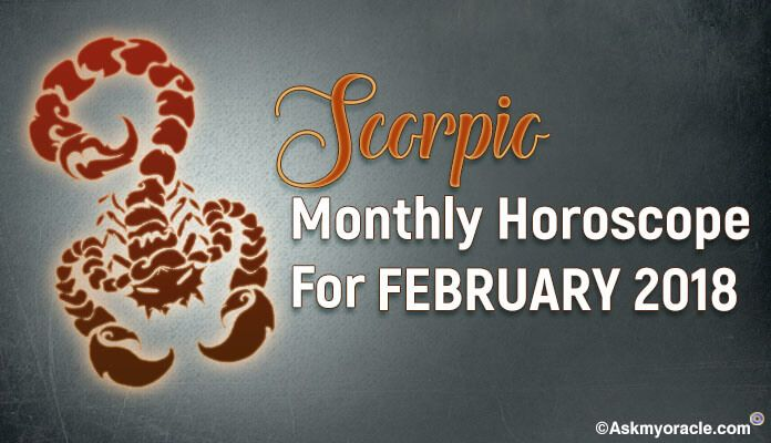 scorpio love horoscopes for february