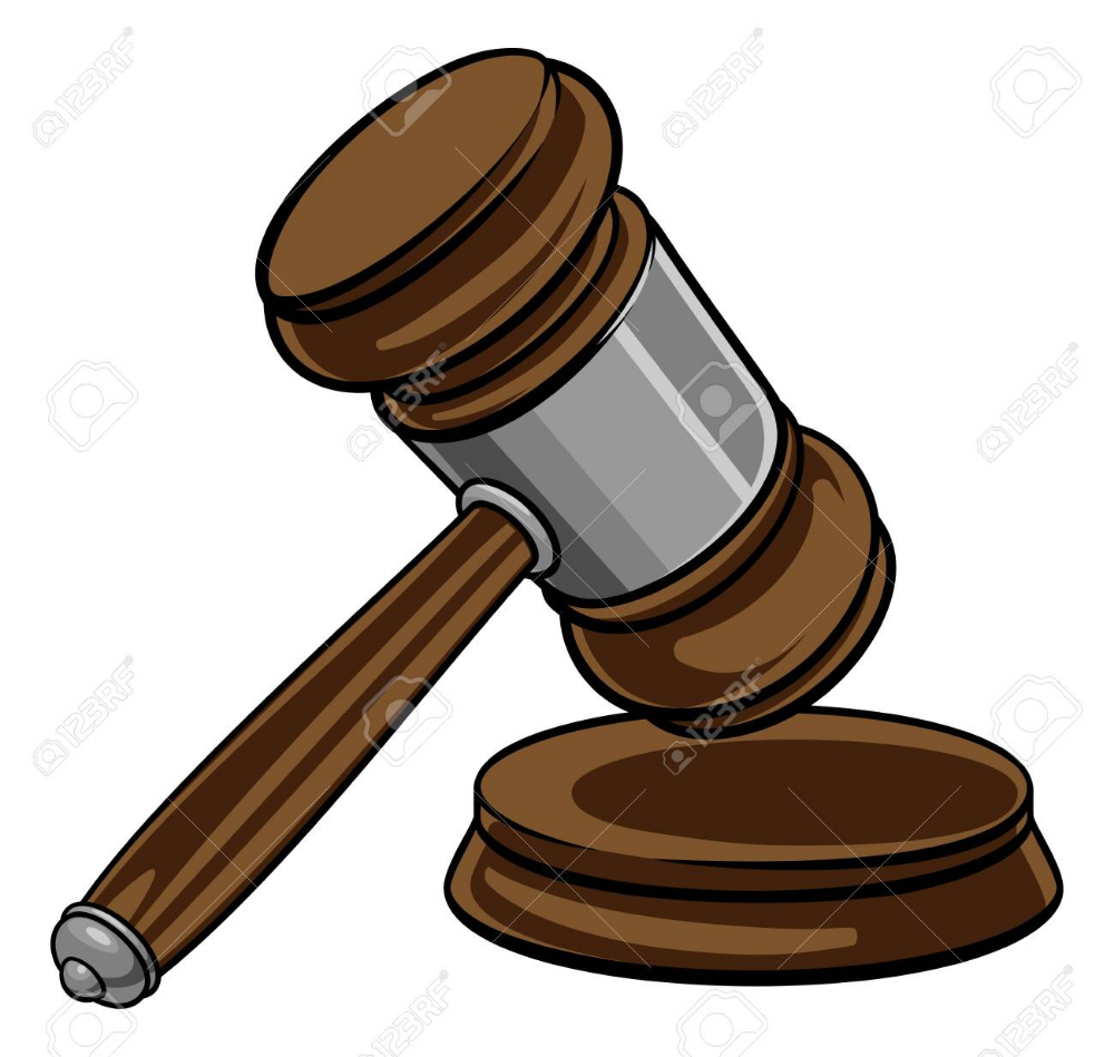 Judge Hammer Wooden Gavel And Base Cartoon Royalty Free Cliparts Vectors And Stock Illustration Image 135 Powerpoint Animation Vector Art Illustration Judge