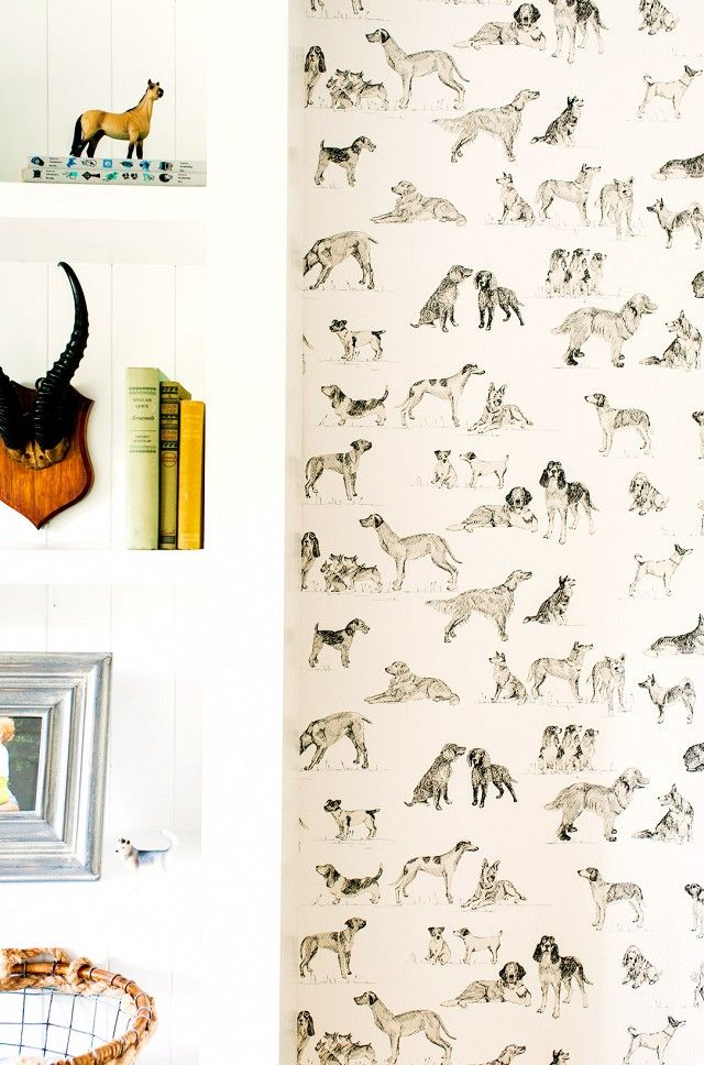 Home Tour: A Textile Designer's Preppy, Feminine Space | MyDomaine