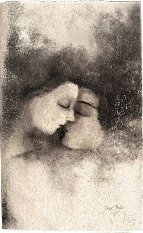 Amantes, by Gabriel Pacheco