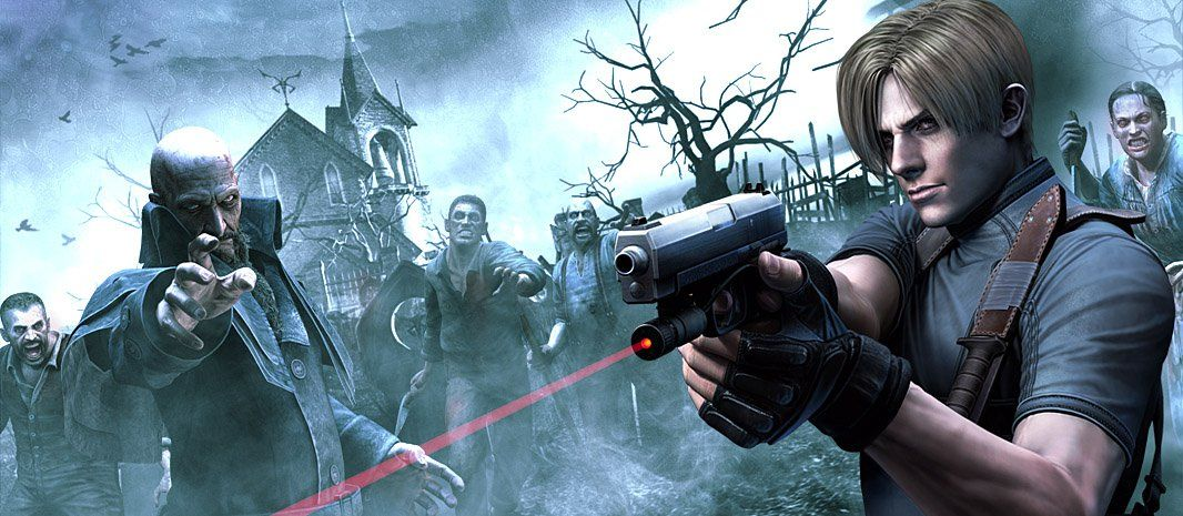 Capcom S Re Releasing Resident Evil 4 5 And 6 This Year Resident Evil Game Resident Evil Resident Evil 5