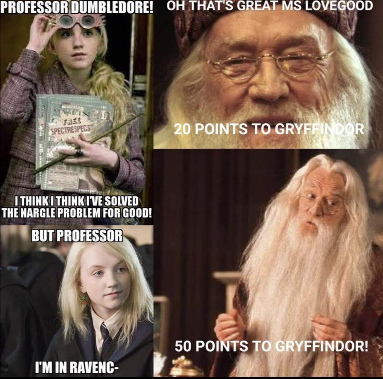 So 50 Points To Grinfindor Harry Potter Lustig Harry Potter Lustige Bilder Harry Potter Zitate