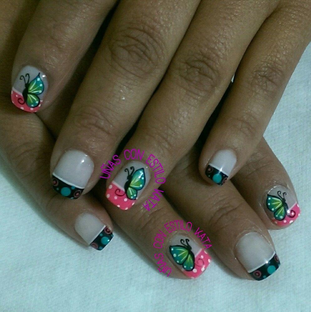 Pin de Alicia Bacinello en uñas Uñas