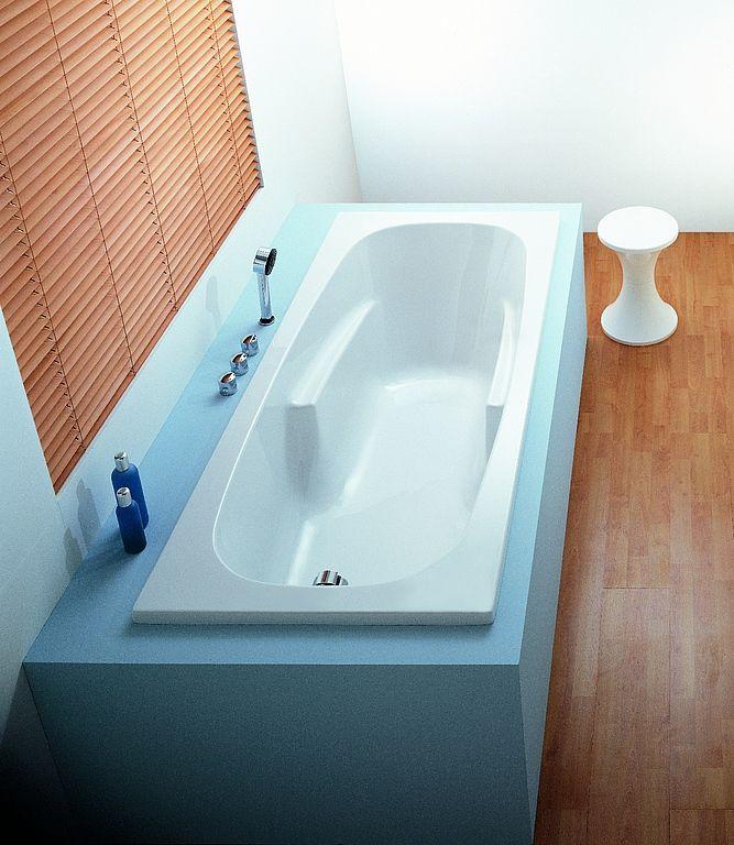 hoesch rechteck badewanne benidorm wannenk rper ohne fliesen renovierung pinterest. Black Bedroom Furniture Sets. Home Design Ideas