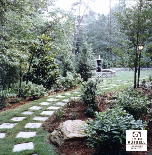 Landscaping Water Feature In Birmingham Al Landscaping Water Feature Water Features Landscape Projects