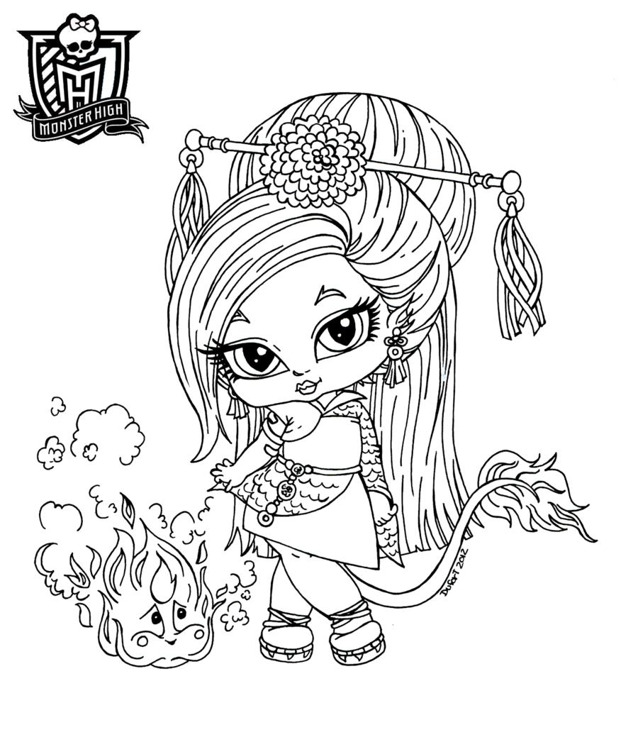 Baby Jenafire Long by JadeDragonne.deviantart.com on @deviantART ...