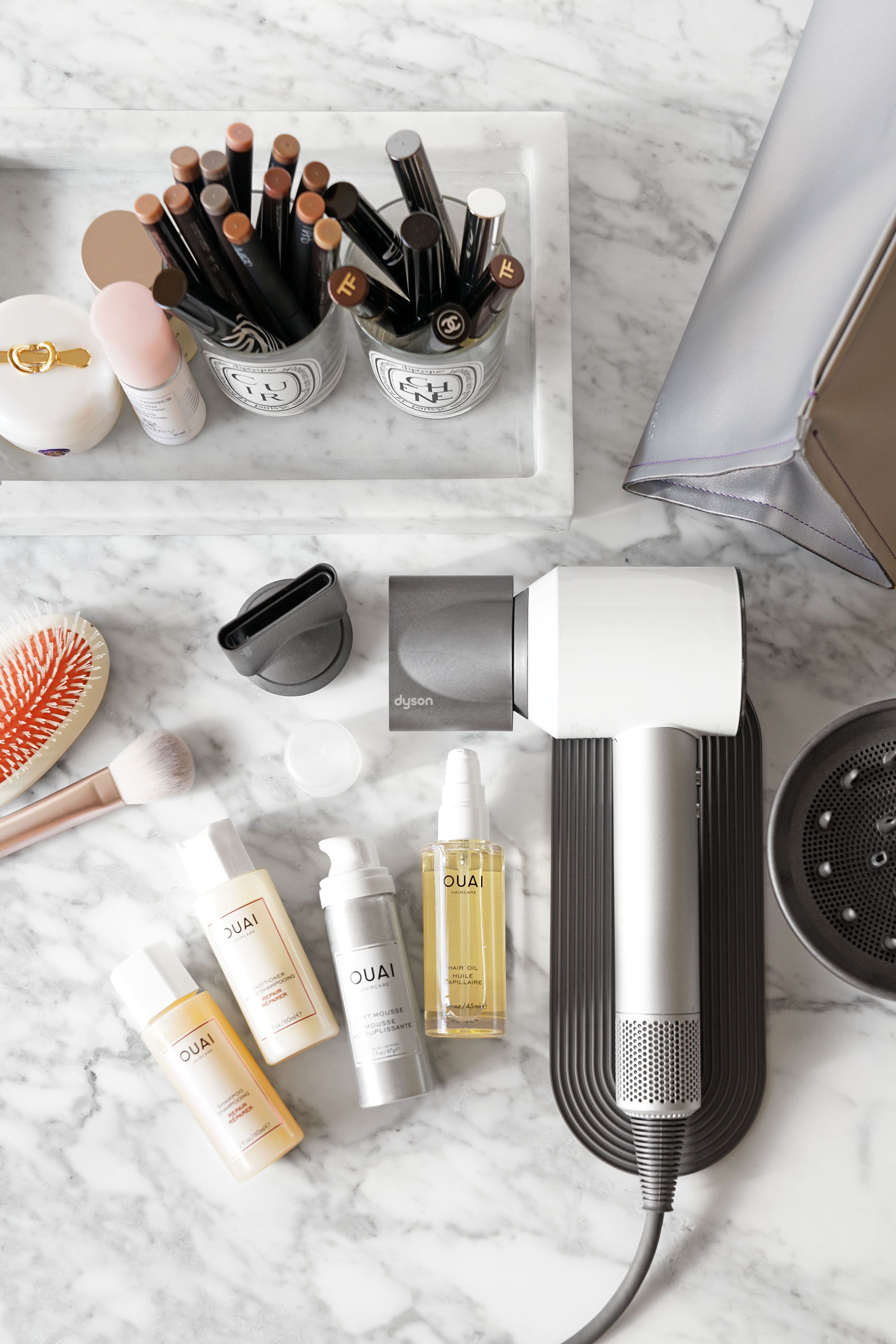 A Detailed Review Of The Dyson Supersonic Hair Dryer Blown A Ouai Set Available Exclusively At Sephora This Holiday Seaso Dyson Hair Dryer Best Hair Dryer Ouai