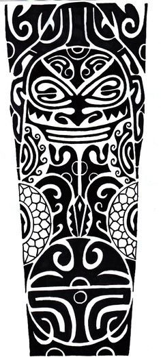 Marquesan Tattoo Design Google Search Tatuagem Polinesia