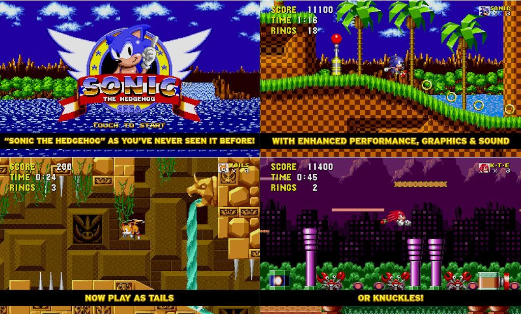 Sonic The Hedgehog 2 Remastered Pc
