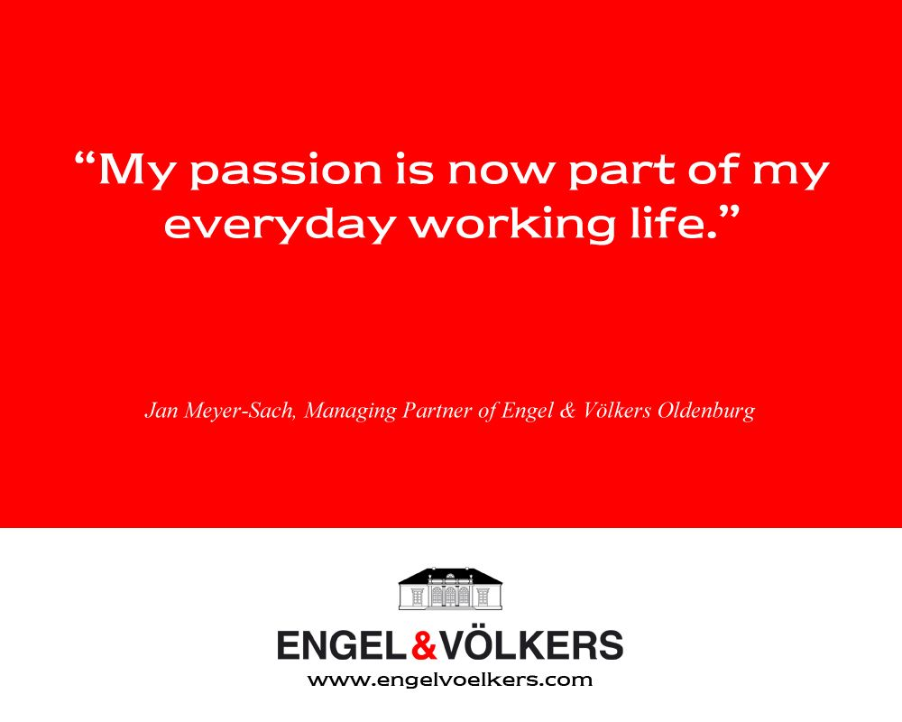 #realestatequote #quoteoftheday #passion #engelvoelkers