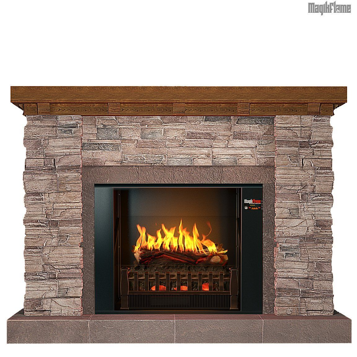 amazon com most realistic electric fireplace on amazon 21 flames rh pinterest com