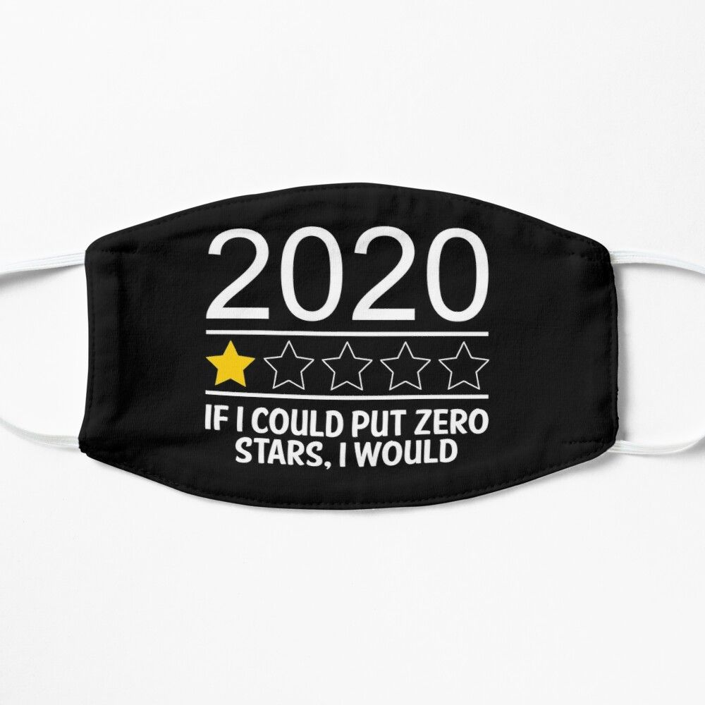 Funny Meme 2020 Review Rating If I Could Put Zero Stars Small Mask By Randall Shop Funny Memes Mask Funny