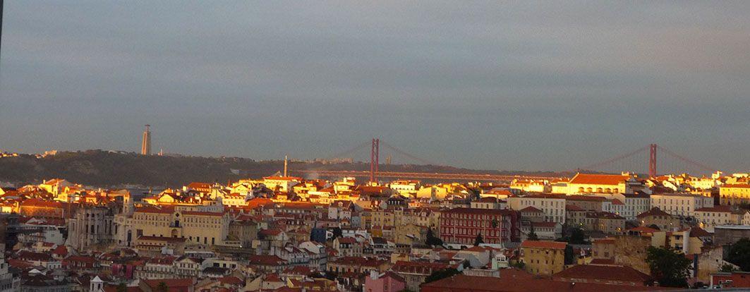 Da minha janela .... amanhecer :)